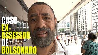 O QUE AS PESSOAS ACHAM DO EX-ASSESSOR DE FLAVIO BOLSONARO? {CASO COAF}