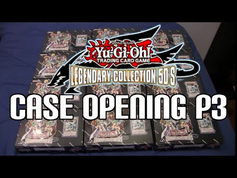 Yugioh Legendary Collection 5D's Case Opening Part 3
