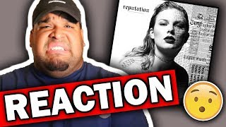 Download Lagu Taylor Swift - Look What You Made Me Do [REACTION] Gratis STAFABAND