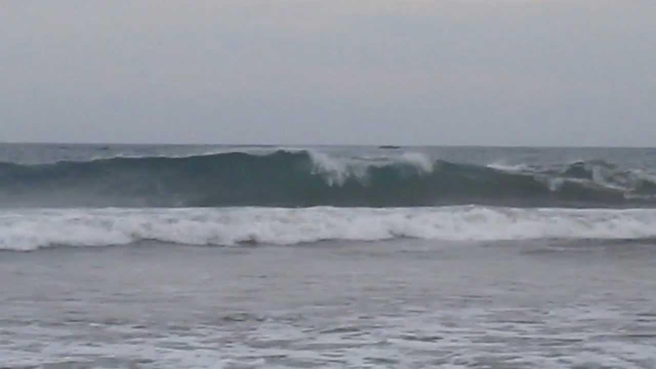 Nicaragua Beaches Surfing Surf at Hermosa Beach