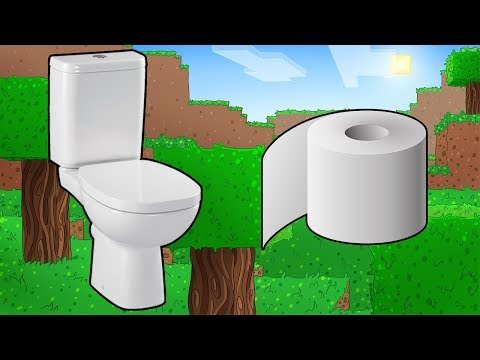 Sezon 8 Minecraft Modlu Survival Bölüm 22 - Tuvalet