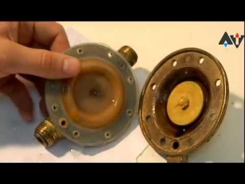 Самостоятельный ремонт газовых