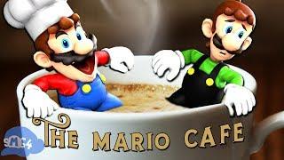 SMG4: The Mario Café