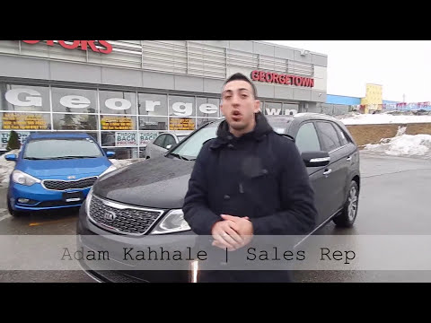 2015 Kia Sorento SX REVIEW | Georgetown Kia, just West of Brampton