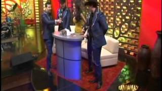 Calibre 50 Video - Calibre 50 - Pa' La Banda Night Show Programa 1 2013 [Parte 3]