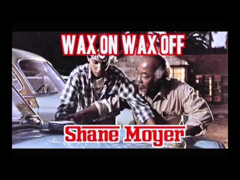 Shane Moyer - Wax on Wax off
