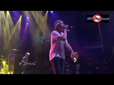 "Matisyahu faces down BDS and plays ""JERUSALEM"" at Rototom Festival"