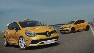 Renault Clio Renaultsport: road car vs race car - autocar.co.uk