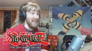 Classic! | Ryan Reacts to YGOTAS Episode 1 - Pilot - Yu-gi-oh abridged