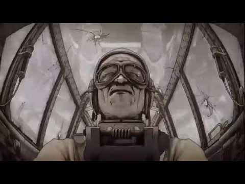 Неофициальный трейлер War Thunder))