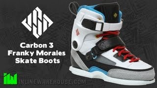 USD Carbon 3 Franky Morales Skate Boots Review
