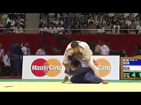 Kim Jae Bum - Warrior  by Olympic Judo Best