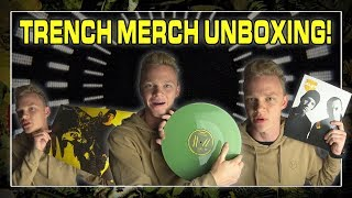 ALL THE TRENCH MERCH *Unboxing!*