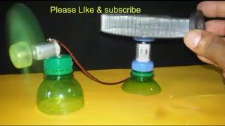पंखा💨 जो चले बिना बिजली के / Fan which run without electricity / विज्ञान के प्रयोग