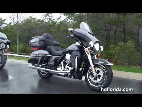 New 2014 Harley Davidson Ultra Limited Motorcycles for sale - Port Richey, FL