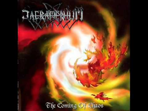 Sacramentum - ....As Obsidian