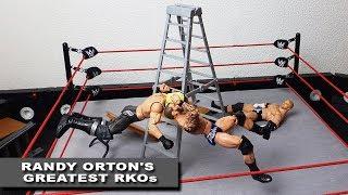Randy Orton's Greatest RKOs — WWE EWW Playlist