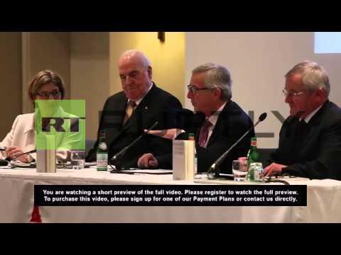 Germany: 'UK cannot question EU basic freedoms' says EC's Juncker
