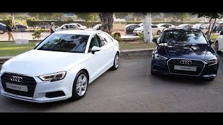 Audi A3 2017 Launching| First Complete Review| Pakistan
