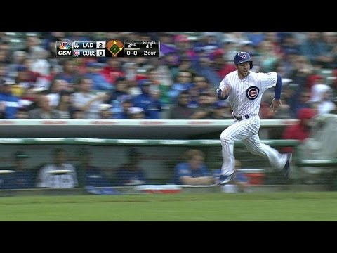 LAD@CHC: Coghlan hits a two-out RBI single to center