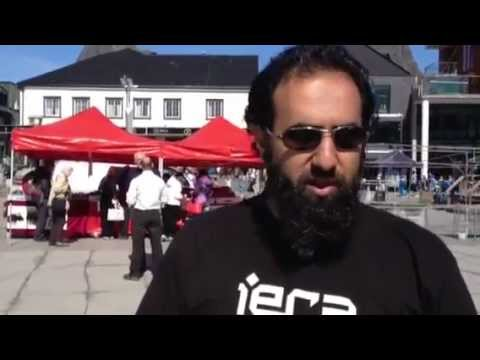 Muslims with guns and knives! | Mission Dawah : Lofoten, Norway - Day 6 - iERA