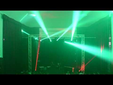 Moving Head Lightshow