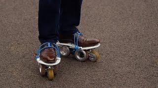 These Smart Skates Make Walking a Breeze