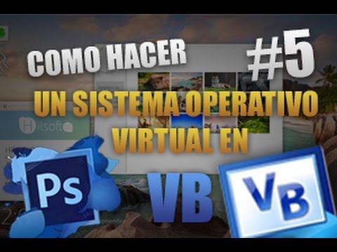 Hacer sistema operativo en VB (Parte 5)