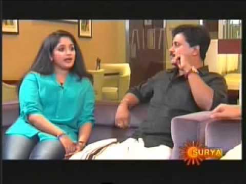 Kavya Madhavan Interview with Dileep