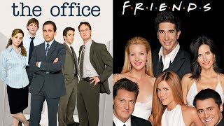 Efficiency in Comedy: The Office vs. Friends
