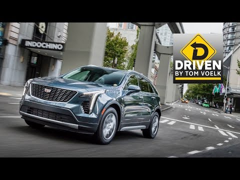 Driven- 2019 Cadillac XT4 AWD Car Review