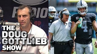 Doug Gottlieb - YOU Were WRONG About Jon Gruden & The Raiders