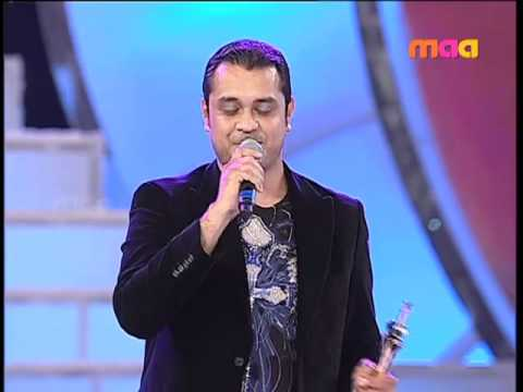 Cinemaa Awards 2010 - Cinemaa Awards 2010: Best Male Singer - Anuj (panchadara Bomma) video