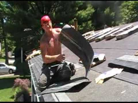 REPLACEMENT OF ENTIRE ROOF JOB