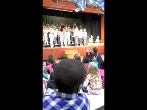 Cedar rapids elementary school show pt.3