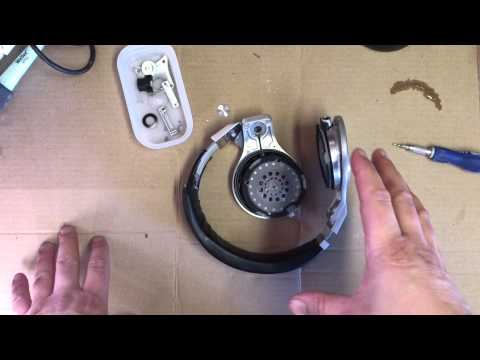 Beats By Dre Pro disassembly part 2