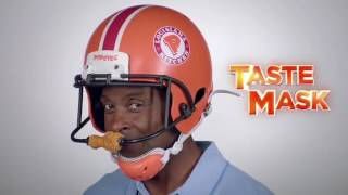 Popeye's Commercial - Jerry Rice - Wingovations