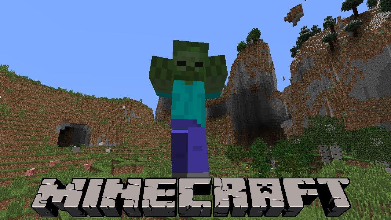 Minecraft Giant Mod Giant Zombie in Minecraft