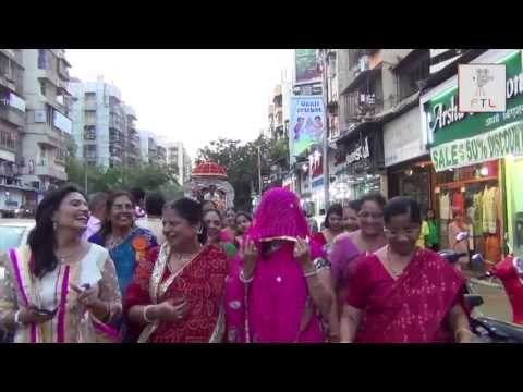 Gangaur Festival - A Rajasthani Festival Celebrated In Mumbai video