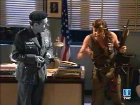 Cruz y Raya - Rambo
