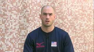 Olympic Feature - FIVB Hero Clay Stanley