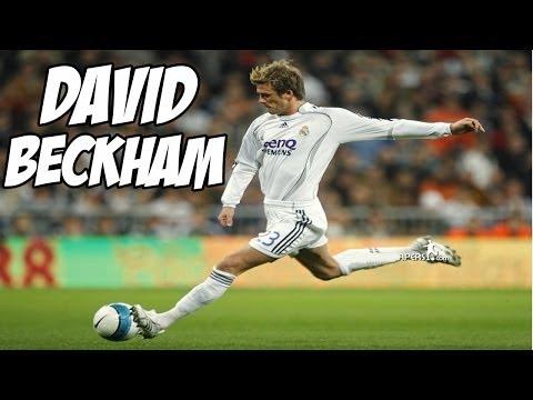David Beckham ● El Rey De Los Tiros Libres