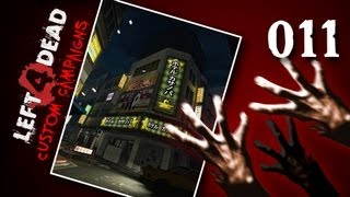 Left 4 Dead Custom Campaigns #011 - Die S.O.S.-Villa [deutsch] [720p]