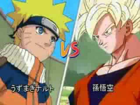 Watch Free  goku vs naruto quien gana en un combate Online Full Movies