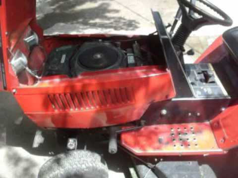 Craiglist Score 1996 Mtd Garden Tractor With High And Low