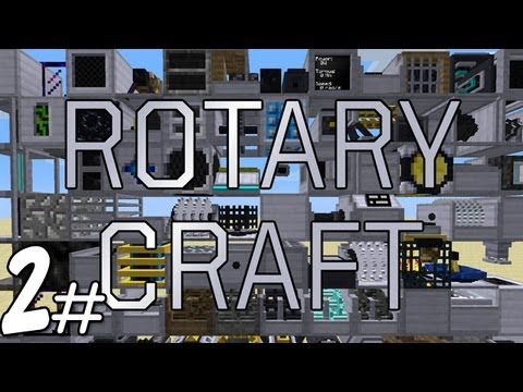 RotaryCraft Mod [1.5.1]- Power Generation Tutorial by Reika