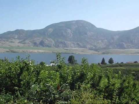British Columbia, Canada: The Okanagan Valley