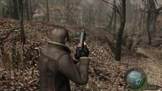Resident Evil 4 - PS2 - O Vilarejo - #1