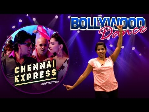 Lungi Dance || Verse 1 Dance Steps || Chennai Express video