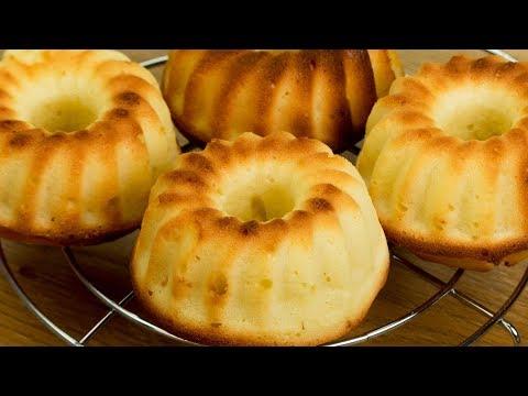 Не успевают остыть! Творожные кексы исчезают с тарелки моментально!   Appetitno.TV
